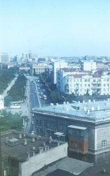 <Баку. Вид сверху